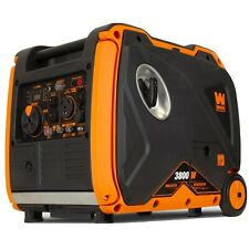 WEN 56380i 3800W Portable Inverter Generator