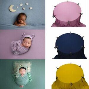 Newborn Blanket Props Photography Baby Photo Shoot Backdrop Wrap Swaddling