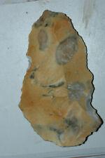 Grande lame ou biface en silex du paleolithique/ France/No hache polie,flèche