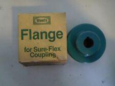 Woods 5S Sure-flex 3/4 In Steel Flange Coupling
