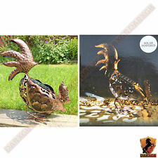 Smart Solar parchemin poules Moderne Lumières Animal Ornement Dusk to Dawn Outdoor Decor