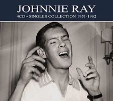 Johnnie Ray SINGLES COLLECTION 1951-1962 Remastered BEST OF 103 SONGS New 4 CD