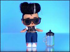 LOL Surprise TOUGH GUY Boy Boi #HairGoals Wave 2 L.O.L. Hair Goals~Brother Doll!