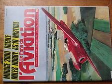 $$w Revue Le Fana de l'Aviation N°195 3/2 Alsace  Budd Conestoga  Miles Hobby