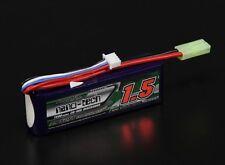 RC Turnigy nano-tech 1500mAh 3S 20-40C Lipo AIRSOFT Pack