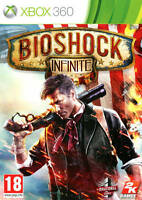 BioShock Infinite Game Xbox 360 Microsoft Xbox 360 PAL Brand New