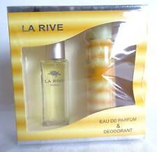 Original LA RIVE woman Set Eau de Parfum 90ml und Deodorant 150ml in OVP-Box