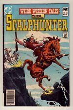 Weird Western Tales #65 - March 1980 DC - Scalphunter - Very Good (4.0)