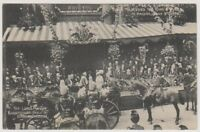 Gloucestershire postcard - The Lord Mayor Knighted at the Council House, Bristol