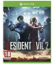 Resident Evil 2 (Microsoft Xbox One, Brand New, UNSEALED)
