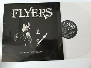UK LP The Mighty Flyers - Under New Management 1975 Private Press Xian Rock