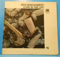 WES MONTGOMERY A DAY IN THE LIFE  LP 67 HERBIE HANCOCK NICE CONDITION! VG/VG+!!A