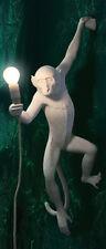 Seletti Monkey Lamp appesa lampada scimmia