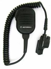 Radioswap Micr/ófono de repuesto compatible con Motorola Radio CM140 CM160 CM340 CM360