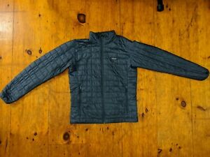 Patagonia Nano Puff Jacket Black M. Used