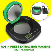 US Tarik T-Rex Rosin Extracting Machine Press Heat Press Oil Trex Machine