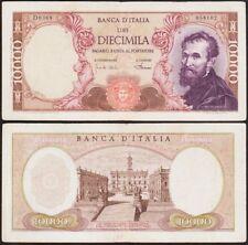 10000 LIRE 1968 ITALIE / ITALY / ITALIA - P97d