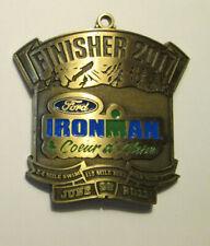 Ford Ironman Triathlon 140.6 Coeur d'Alene 2011 Finisher Medal