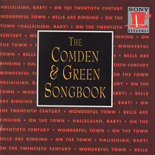 THE COMDEN & GREEN SONGBOOK - LESLIE UGGAMS / JUDY HOLLIDAY ETC.- CD