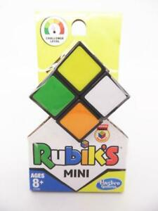 Rubik's Cube 2 x 2 Mini Puzzle, Toy for Kids Ages 8 and up by Hasbro Gaming