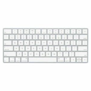 Apple Magic Keyboard Model A2450 Sliver Rechargeable OEM Big Sur, New Sealed