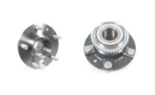 Pair (2) New Rear Wheel Hub & Bearing Assy For 626 Millenia Mx-6 RX-7 Mevotech