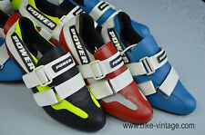 vintage Swiss road shoes Power made with leather made in Switzerland NOS NEW