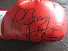 "RARE RAY ""BOOM BOOM"" MANCINI AUTO SIGNED EVERLAST BOXING GLOVE WITH COA"