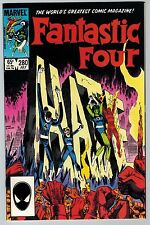 Fantastic Four #280 1984 (C5863) Marvel 1st Appearance of Malice