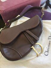 Christian Dior Saddle Bag. Gorgeous!!