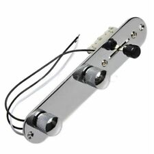 Prewired Tele Telecaster Control 3 Way For Switch Control Plate Guitar Plate
