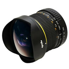 Opteka Manual Focus DSLR Camera Lenses