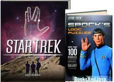 Mr. Spock's Logic Puzzles & Star Trek: The Complete Unauthorized History 2 Bks