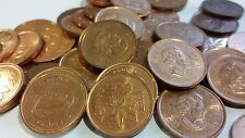 FULL ROLL 2005 NON MAGNETIC CANADA ONE CENT PENNIES CIRCULATED
