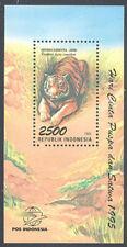 Indonesia 1995 Flora & Fauna set Sc# 1622-23 NH