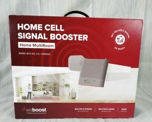 weBoost Home MultiRoom Cell Signal Booster Kit 470144 (Read Description)