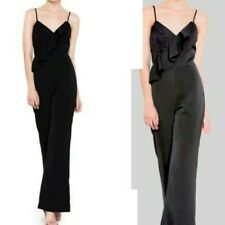 Harlyn black Strap Jumpsuit Size XL