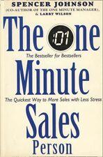 The One Minute Salesperson,Spencer Johnson, Larry Wilson