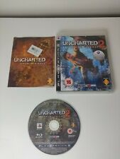 Uncharted 2 Among Thieves PS3 Playstation 3 **FREE UK POSTAGE**