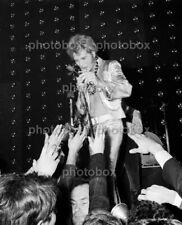 Johnny Hallyday- Exclusive  PHOTO Ref  495