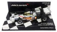 Minichamps McLaren M19 Yardley South African GP 1972 - Peter Revson 1/43 Scale