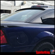 SpoilerKing #284R Rear Roof Spoiler Window Wing (Fits: Ford Mustang 99-04 2dr)