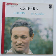 CZIFFRA Chopin Les 14 valses 6515 004