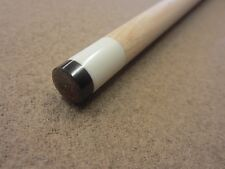 Pool Cue Shaft 11mm 5/16 x 18 w/ Silver Ring Fits Meucci Players & More