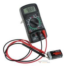 Digital LCD Multimeter XL-830L Voltmeter Ammeter Ohmmeter OHM VOLT Tester