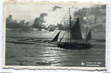 CPA - Carte postale - Belgique -  Wenduine - Coucher de Soleil -1953 (CP3622)