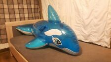 Very Rare The Wet Set 2001 Inflatable Lil Whale Ride on