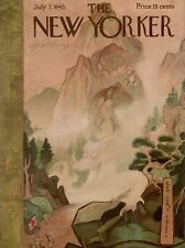 The New Yorker - 1945