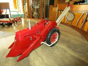 JI Case IH Farmall McCormick Farm Toy Extremely Rare One Off Custom 400 Picker