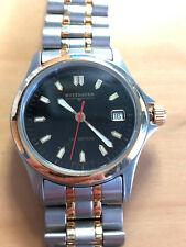 Wittnauer SW8240 Black/Silver/Gold Men's Watch
